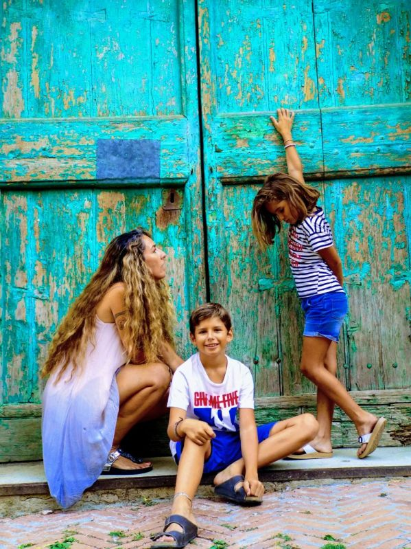 puertaazul viajar en familia