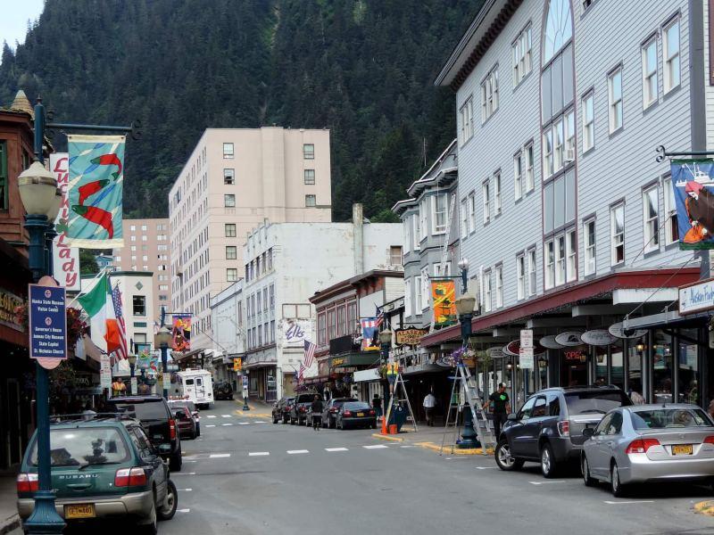 ג'ונו בירת אלסקה