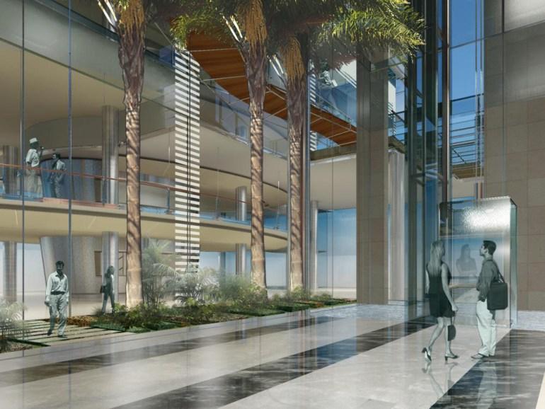 Location Amman Business Central District Jordan Client Irsaa Al Ikariya Address Courtesy LACECO International