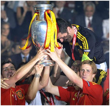 spanyol juara EURO 2008