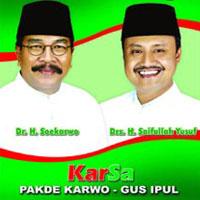 gubernur baru 2008 jatim