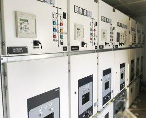 mobile substation