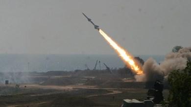 صاروخ - قصف