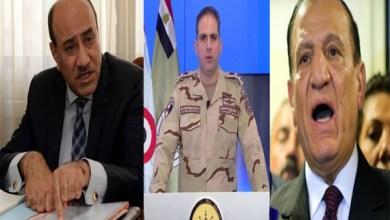 هشام جنينه وسامي عنان وبيان الجيش المصري