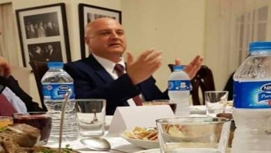 السفير الإسرائيلي