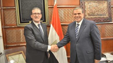 سفير مصر في الاردن