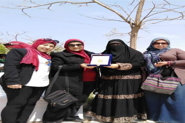 تكريم الامهات من قبل جمعية حياة كريم (2)