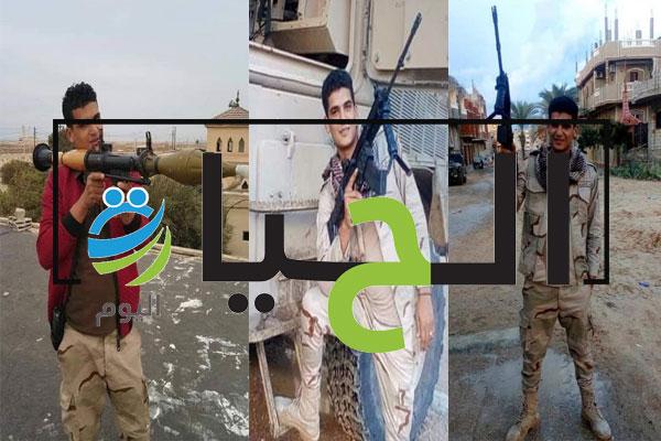 شهيد سيناء خليفة حسن شعبان