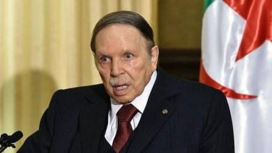 بوتفليقة رئيس الجزائر