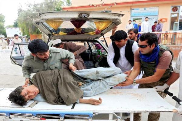 انفجار افغانستان