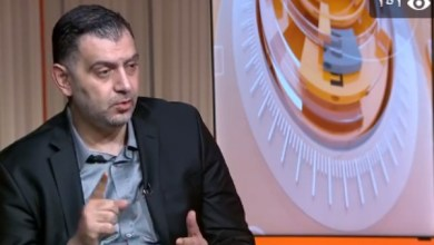 لقاء وزير العمل الأردني البطاينة مع التلفزيون الاردني