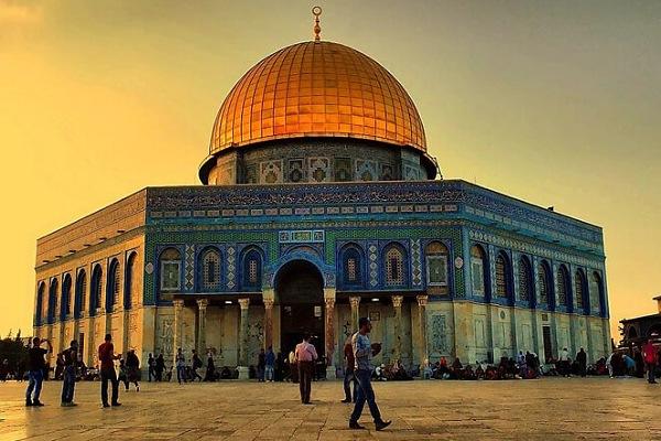 القدس فلسطين الأقصي
