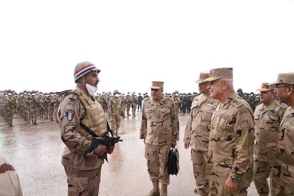 رئيس أركان الجيش المصري