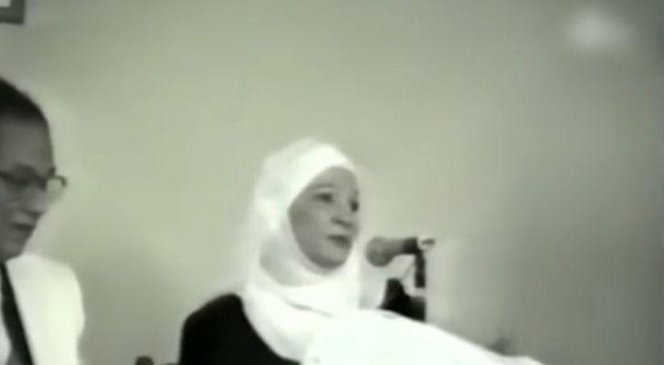 شادية ومصطفى محمود