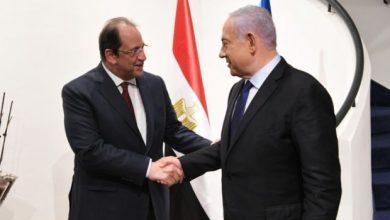 صور تفاصيل لقاء رئيس وزراء الاحتلال الإسرائيلي برئيس المخابرات المصري عباس كامل