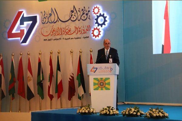 وزير العمل الأردني يوسف الشمالي