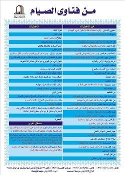 إجابات نحو 160 سؤالا حول رمضان والصيام وأبرز المفطرات ومفسدات الصيام Alhdathnewsblog