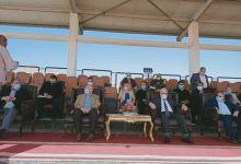 Photo of القصير وفودة يبحثان توفير كافة الخدمات البيطرية لمضمار شرم الشيخ لسباقات الهجن الدولي