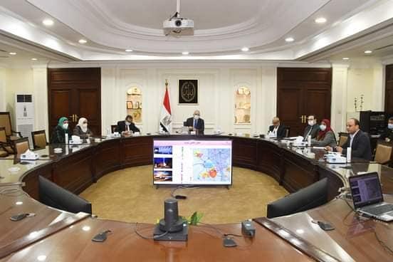 وزير الإسكان يتابع إجراءات تنفيذ مخرجات المخطط الاستراتيجي العام لمدينة سفنكس الجديدة
