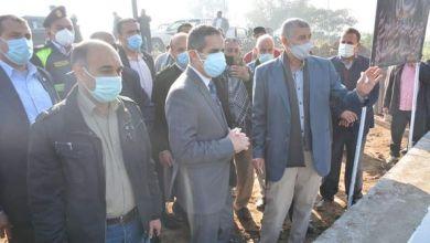 Photo of محافظ الغربية يتابع تنفيذ مشروعات حياة كريمة بزفتى