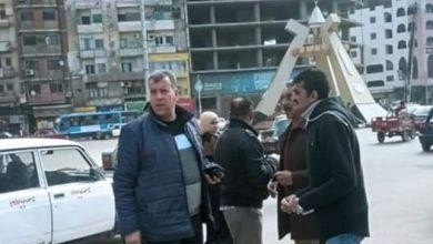 Photo of داود: ورفع اشغالات بنطاق حي اول طنطا .