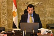 Photo of وزير الشباب والرياضة يلتقي رئيس الاتحاد المصري للدارجات