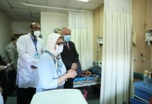 Photo of وزيرة الصحة تتفقد مستشفى قفط المركزي.. وتطمئن على توافر الخدمات الطبية المقدمة للمرضى