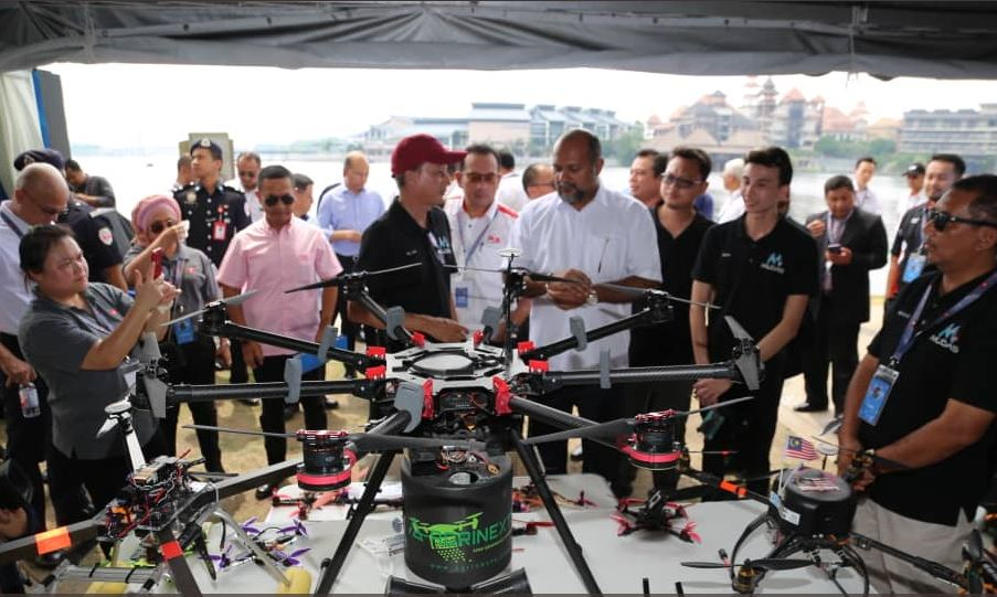Urusan pos guna dron