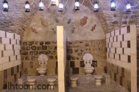 تعرف على عبق وتاريخ الحمامات الدمشقية- صحيفة هتون الدولية