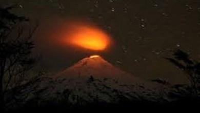 شاهد: قمة أنشط بركان في تشيلي - صحيفة هتون الدولية