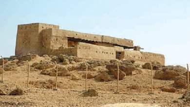"""القلعة العثمانية """"الحصن المنيع""""في فرسان"""