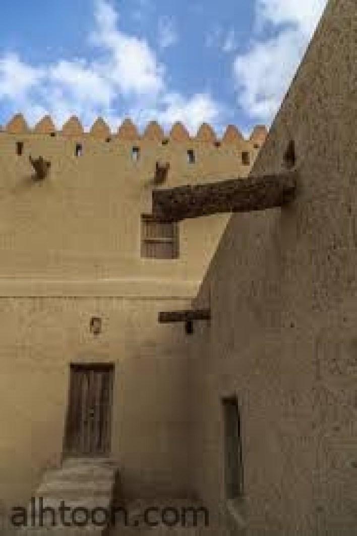 قلعة مزيد.. شاهد علي قوة الجيش وفن العمارة -صحيفة هتون الدولية