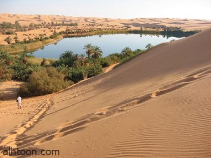 «قبر عون» بحيرة الجمال والشفاء -صحيفة هتون الدولية-