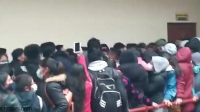 """شاهد: كارثة لـ""""طلاب"""" في بوليفيا - صحيفة هتون الدولية"""