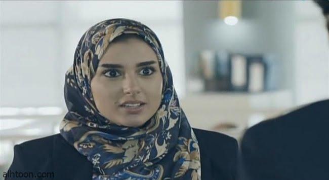 الفنانة ياسمين صبري بالحجاب