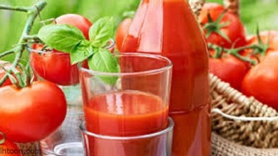 الطماطم عصير طبيعي لفقر الدم -صحيفة هتون الدولية-