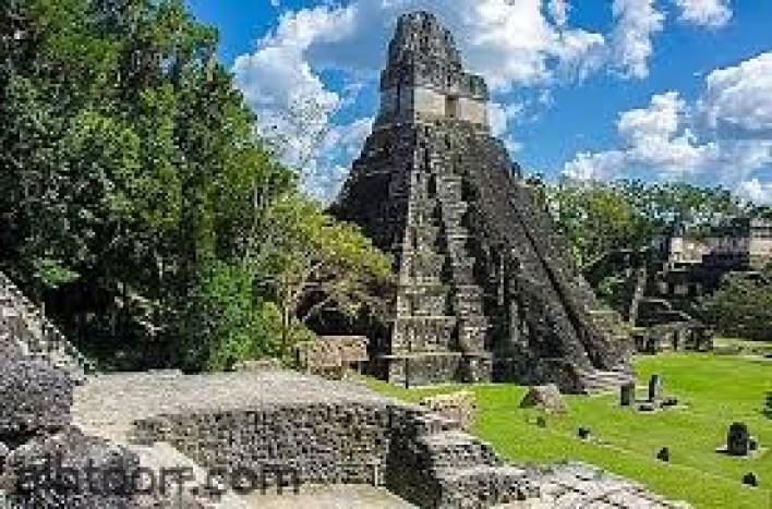 تيكال.. أجمل مناطق حضارة المايا الأثرية -صحيفة هتون الدولية