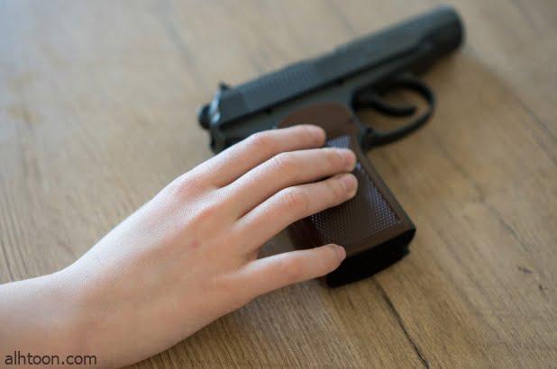 شاهد: مراهق يشهر سلاح فكانت المفاجأة - صحيفة هتون الدولية