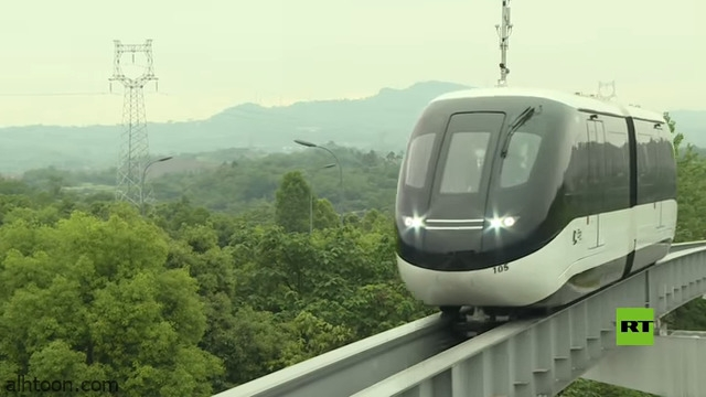 شاهد: قطارات ذاتية القيادة بالصين - صحيفة هتون الدولية