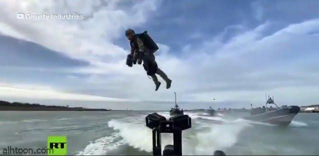 شاهد: جنود هولنديون يطيرون في التدريبات - صحيفة هتون الدولية