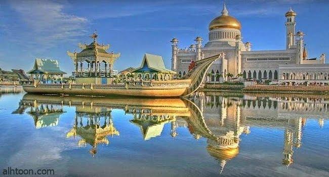 السياحة في سلطنة بروناي