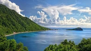 """سحر وجمال """"جزيرة دومينيكا"""""""