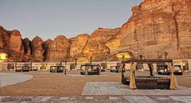 خمسة مراكز ثقافية تبرز العلا وجهة عالمية للثقافة والآثار والطبيعة -صحيفة هتون الدولية
