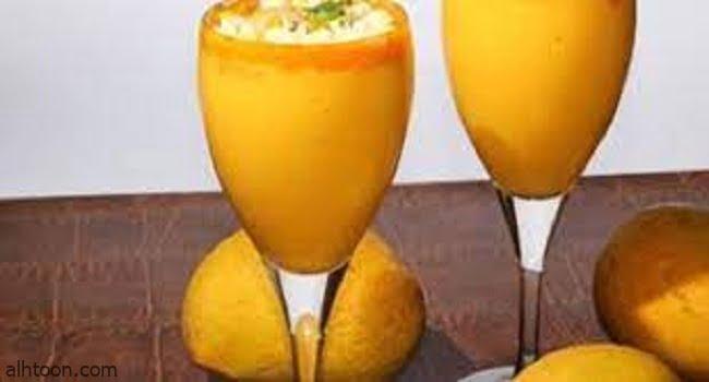 فوائد عصير المانجو فى وجبة الإفطار -صحيفة هتون الدولية