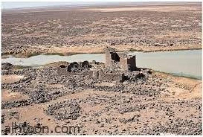 قصر برقع .. حصن قديم وواحة استجمام للامويين -صحيفة هتون الدولية-
