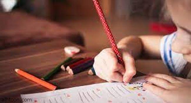 كيف أعلم ابني الكتابة - صحيفة هتون الدولية