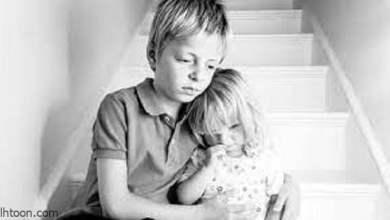 وفاة الأب وأثره على الأطفال -صحيفة هتون الدولية