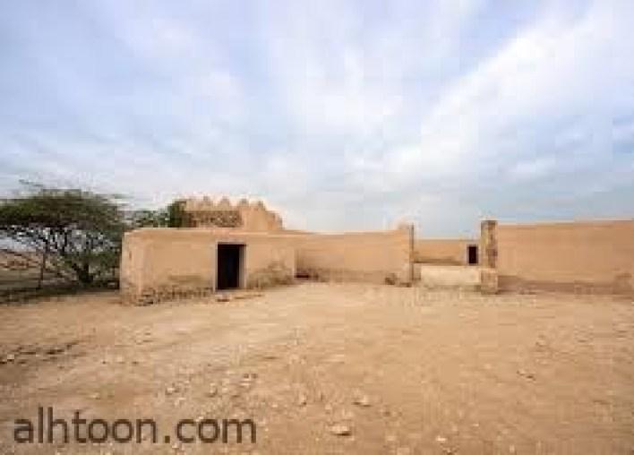 قلعة الركيات القطرية -صحيفة هتون الدولية