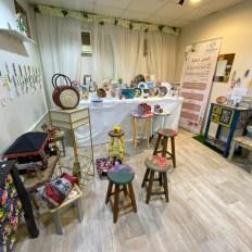 أضواء حول جمعية طيبة النسائية ومعرض منتجات حرفية - صحيفة هتون الدولية