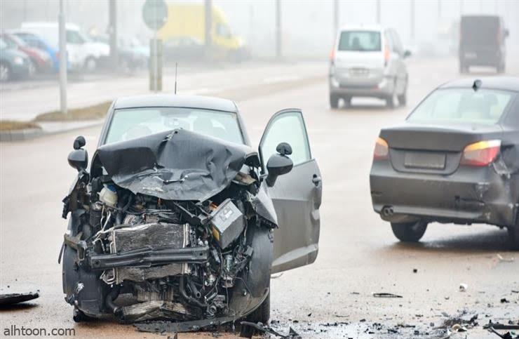 شاهد: أروع حادث ممكن ان تراه - صحيفة هتون الدولية